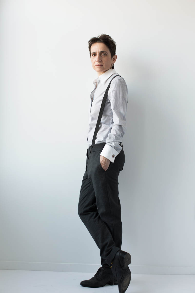 Masha Gessen, journalist, author and activist