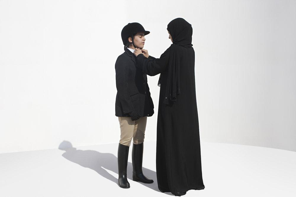 Maryam Al Boinin, Qatar Equestrian, QMA HeyYa Arab Women in Sport