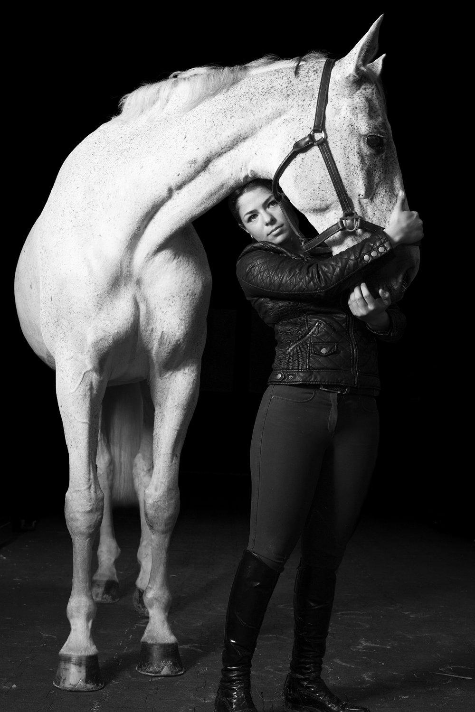 Dalma Malhas, Saudi Arabia Equestrian, QMA HeyYa Arab Women in Sport