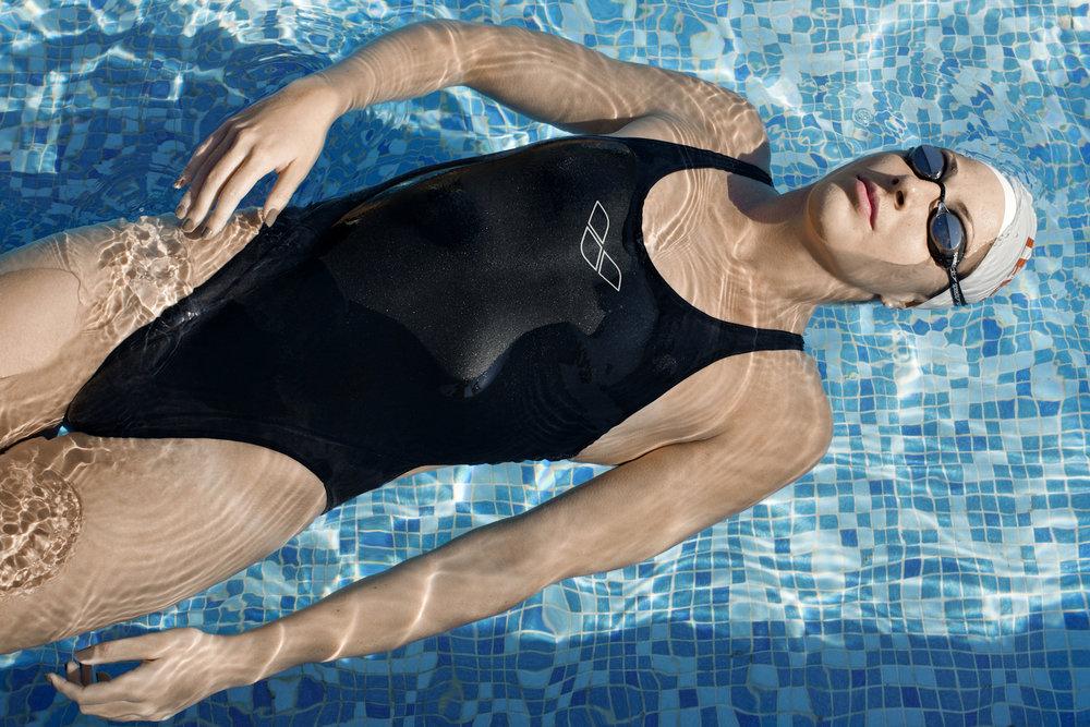 Katya Bachrouche, Lebanon Swimming, QMA HeyYa Arab Women in Sport