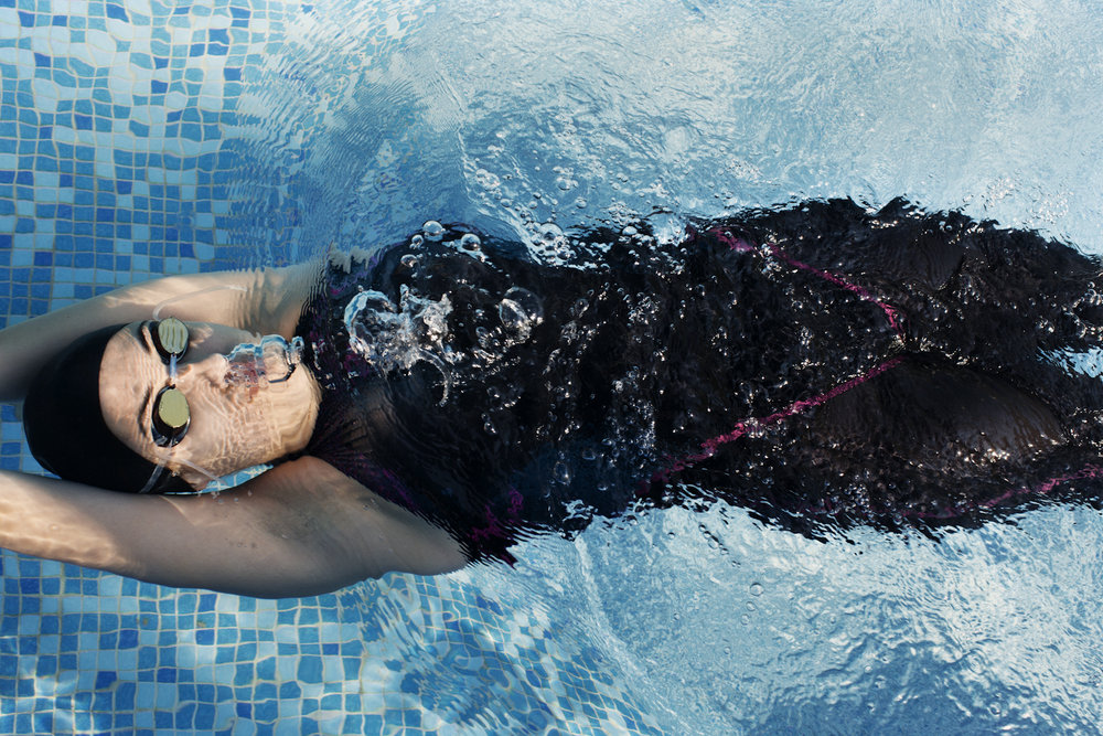 Nada Arkaji, Qatar Swimming, QMA HeyYa Arab Women in Sport