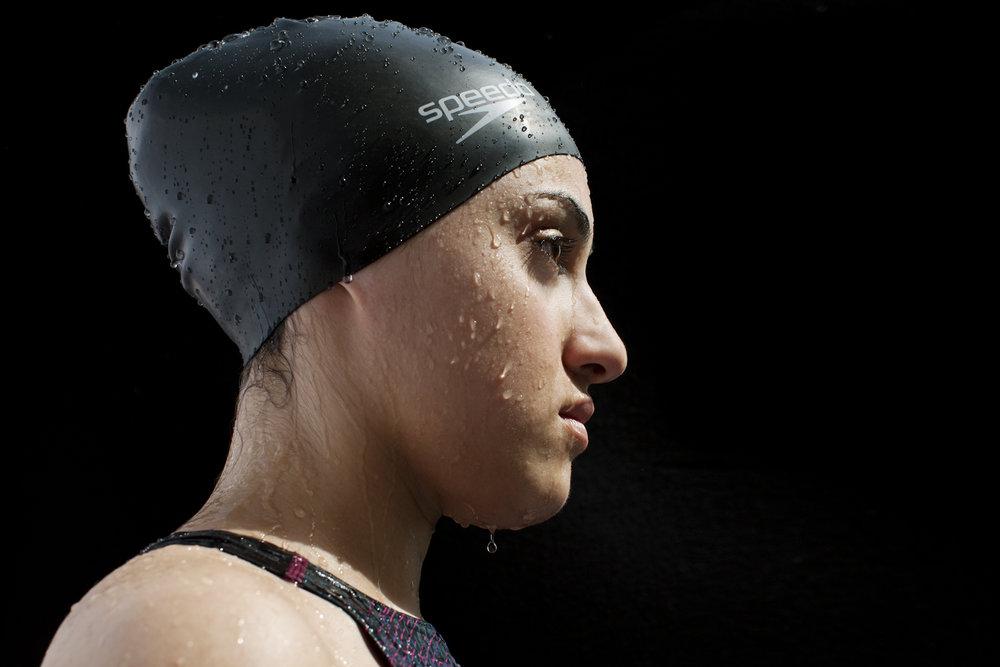 Nada Arkaji, Qatar Swimming, QMA Hey'Ya Arab Women in Sport