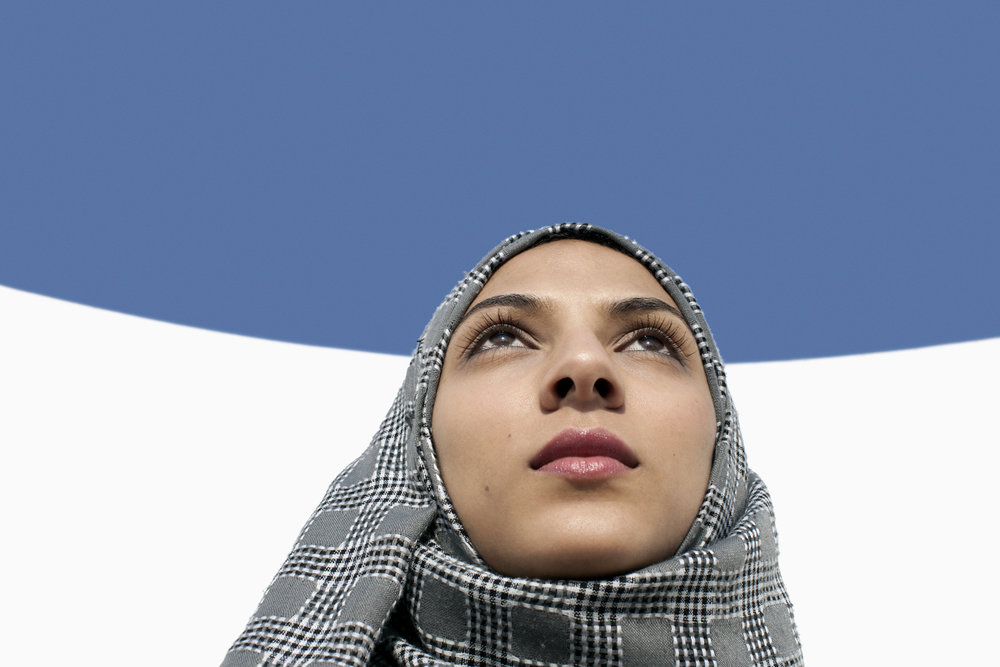 Enas Mansour, Athletics Egypt, QMA HeyYa Arab Women in Sport