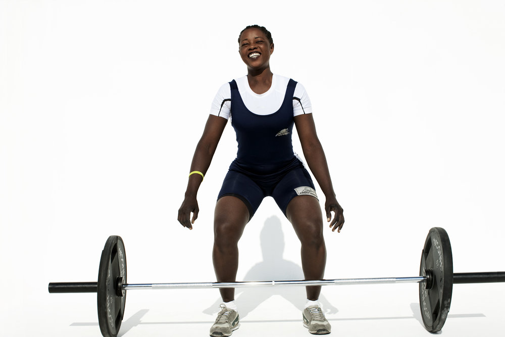 Alya Madani, Sudan Weightlifting, QMA HeyYa Arab Women in Sport