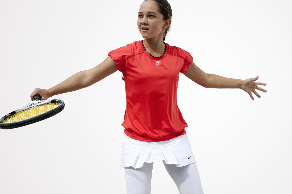 Olla Mourad, Qatar Tennis, QMA HeyYa Arab Women in Sport