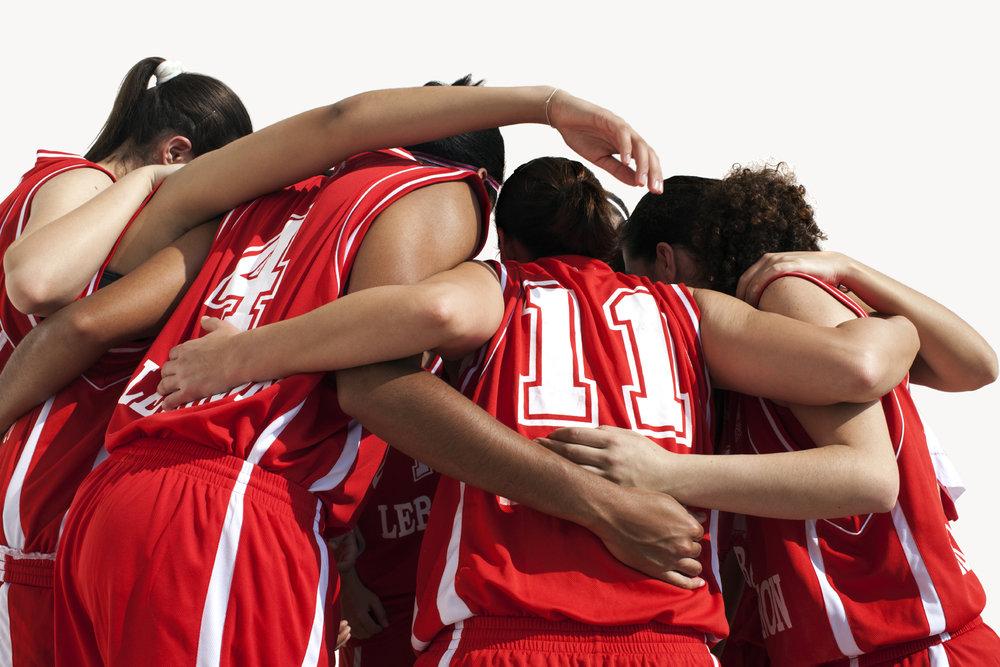 Basketball Lebanon, QMA HeyYa Arab Women in Sport