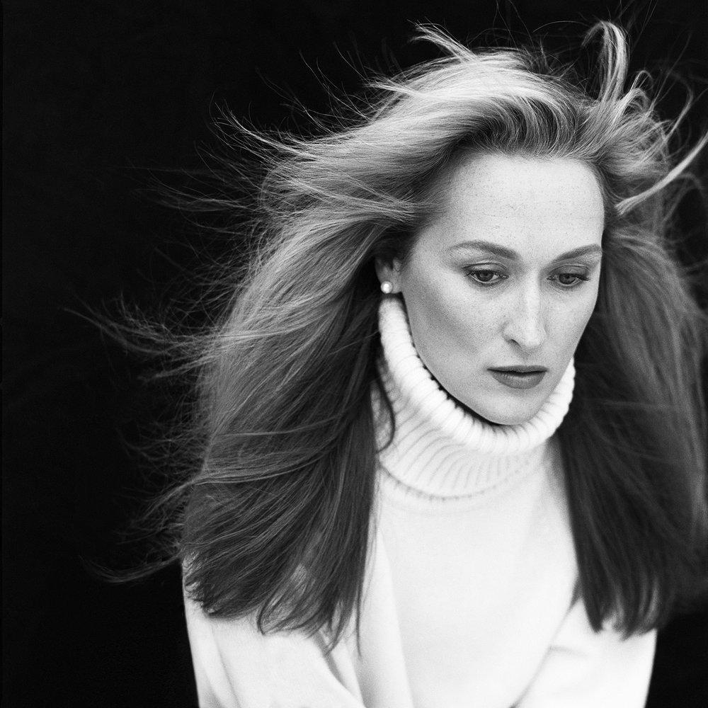 Meryl Streep, New York, NY, 1988