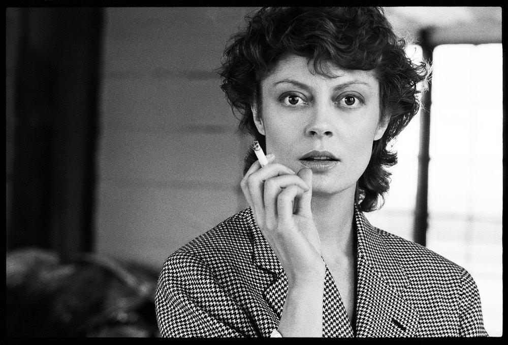 Susan Sarandon, New York, NY, 1983