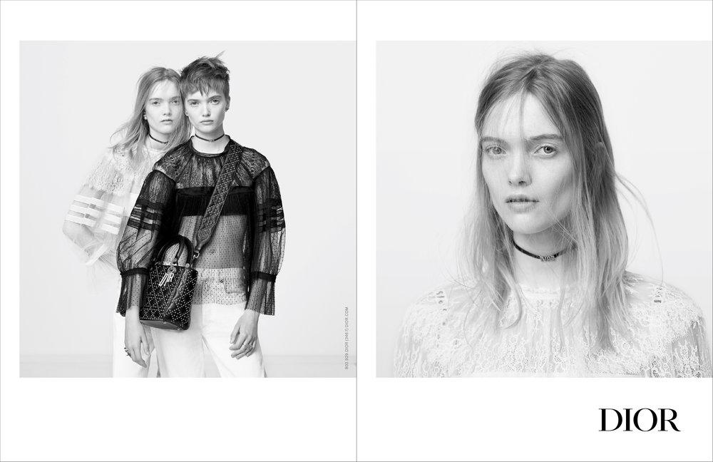 Dior campaign Spring/Summer 2017
