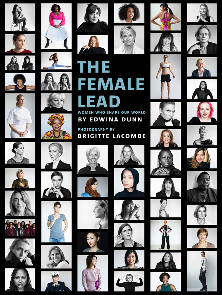 THE FEMALE LEAD book cover