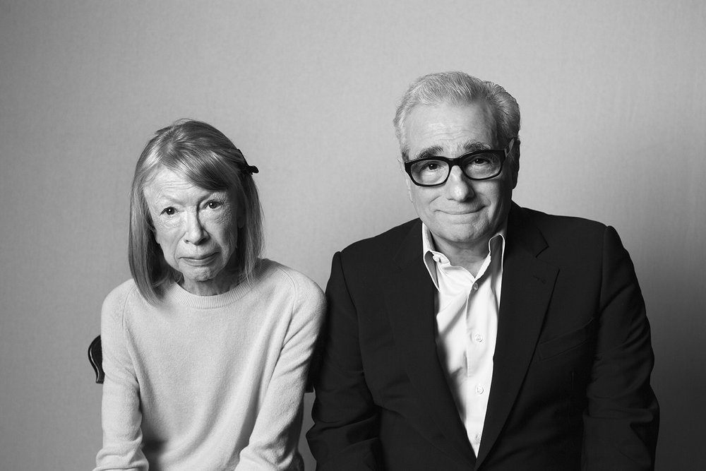Joan Didion and Martin Scorsese, The New York Review of Books, ZEITMagazin International Issue, Spring 2015