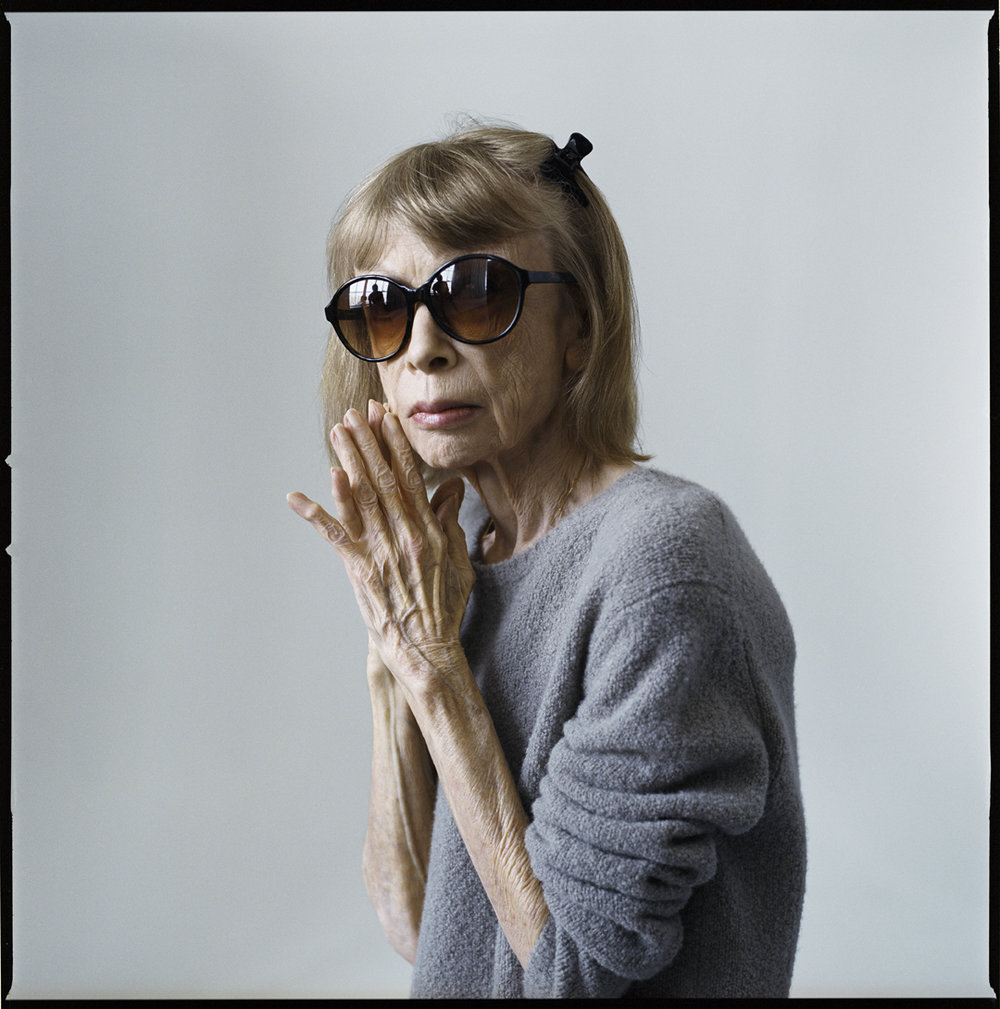 Joan Didion, New York