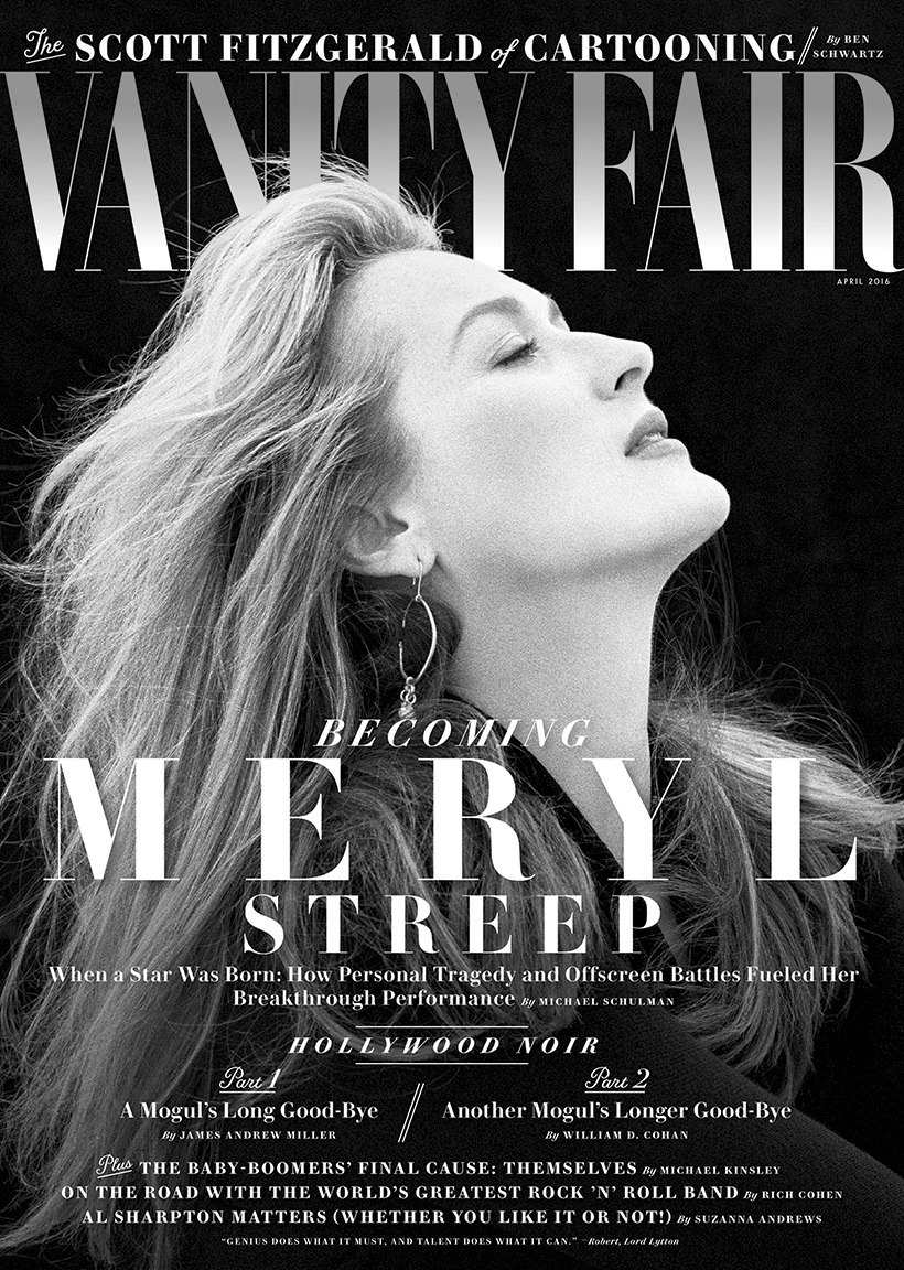 Meryl Streep, New York