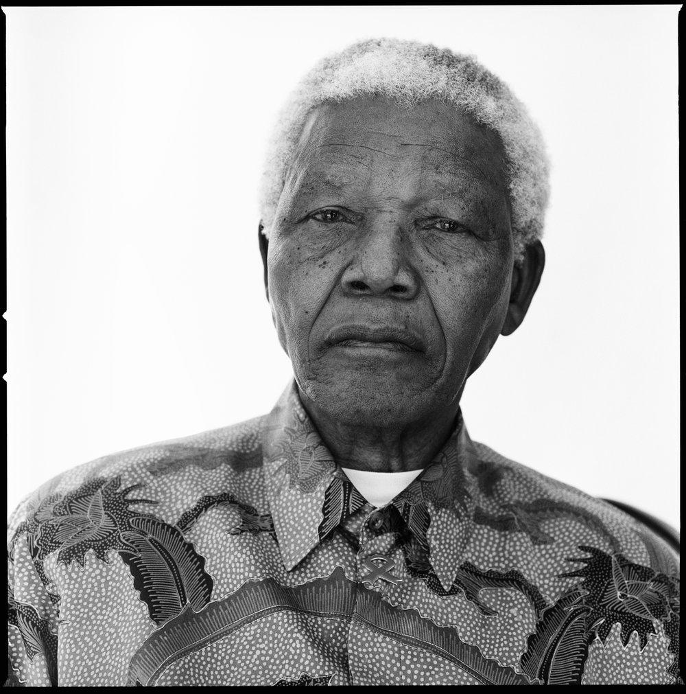 Nelson Mandela, Johannesburg, South Africa