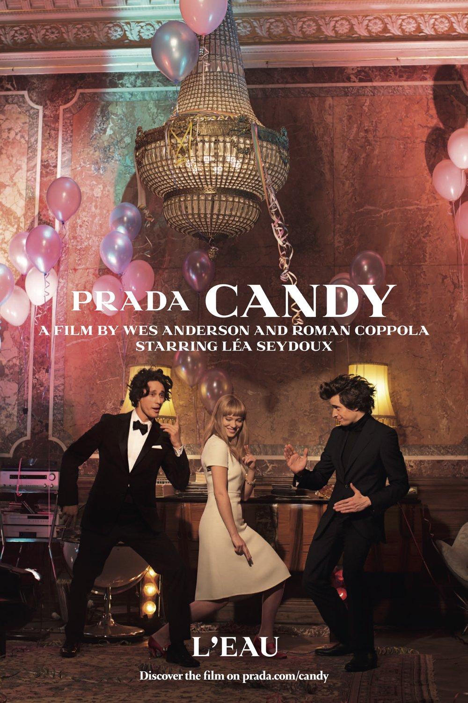 PRADA Candy, Lea Sedoux
