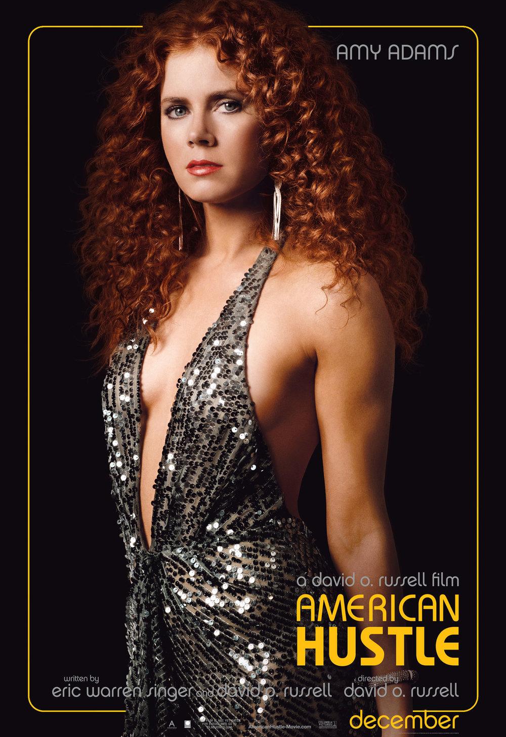 American Hustle, Amy Adams