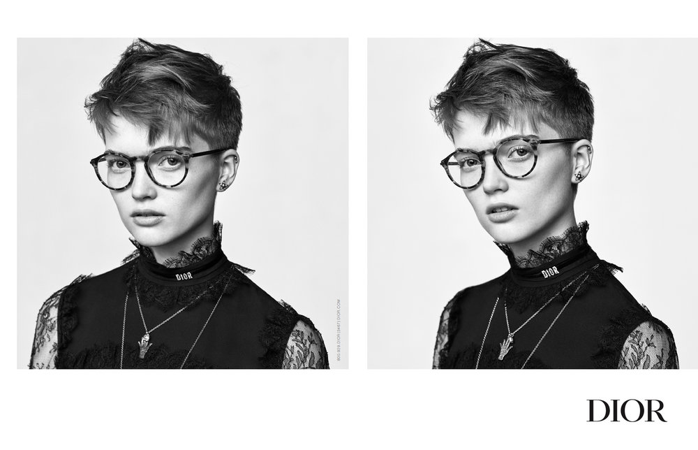 Dior Eyewear Fall 2017