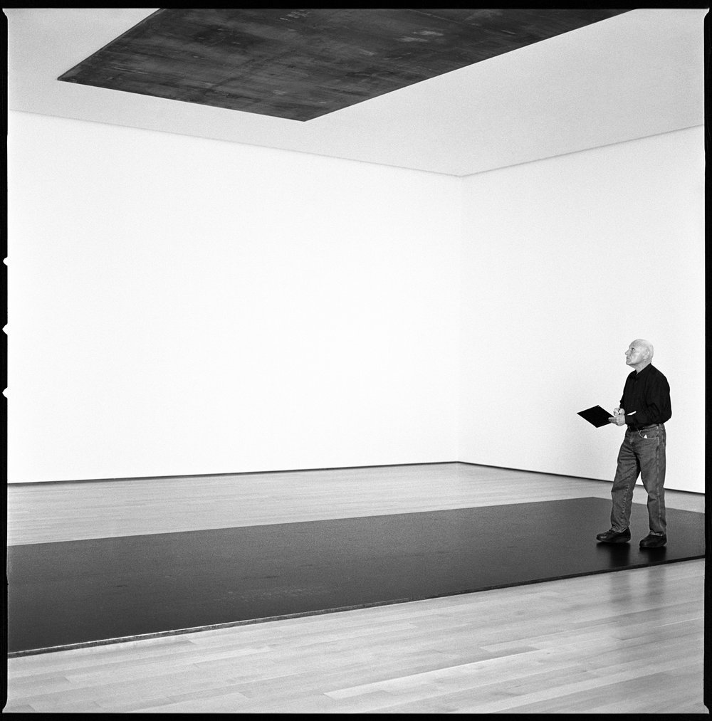 Richard Serra, New York, NY