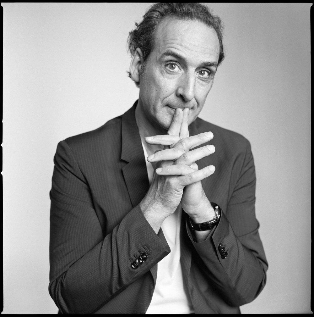 Alexandre Desplat, Le Monde M Magazine, Paris, 2017