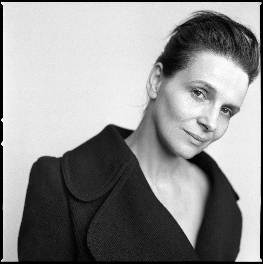 Juliette Binoche, Paris