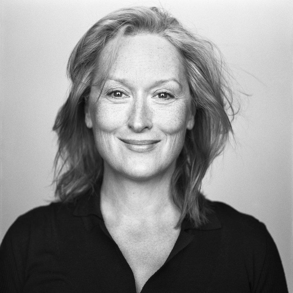 Meryl Streep, New York, NY, 2002