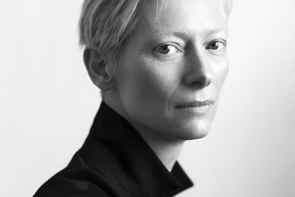 Tilda Swinton, Cannes, France, 2011