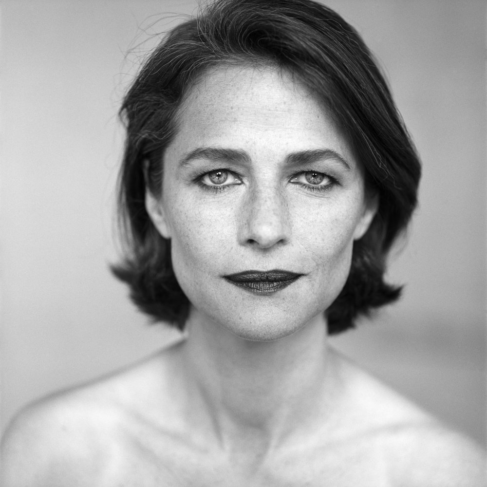Charlotte Rampling, Paris, France, 1995