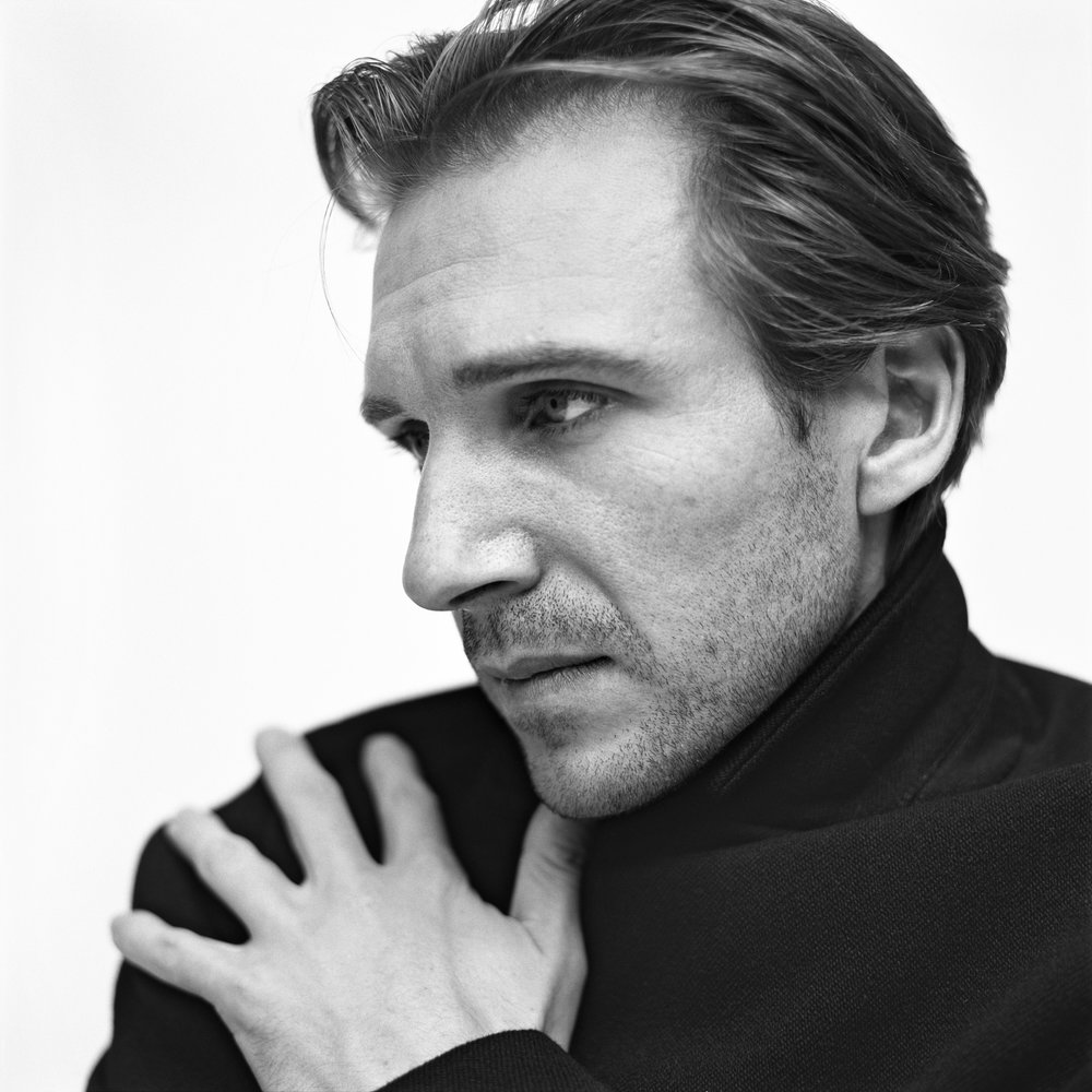 Ralph Fiennes, London, UK, 1996