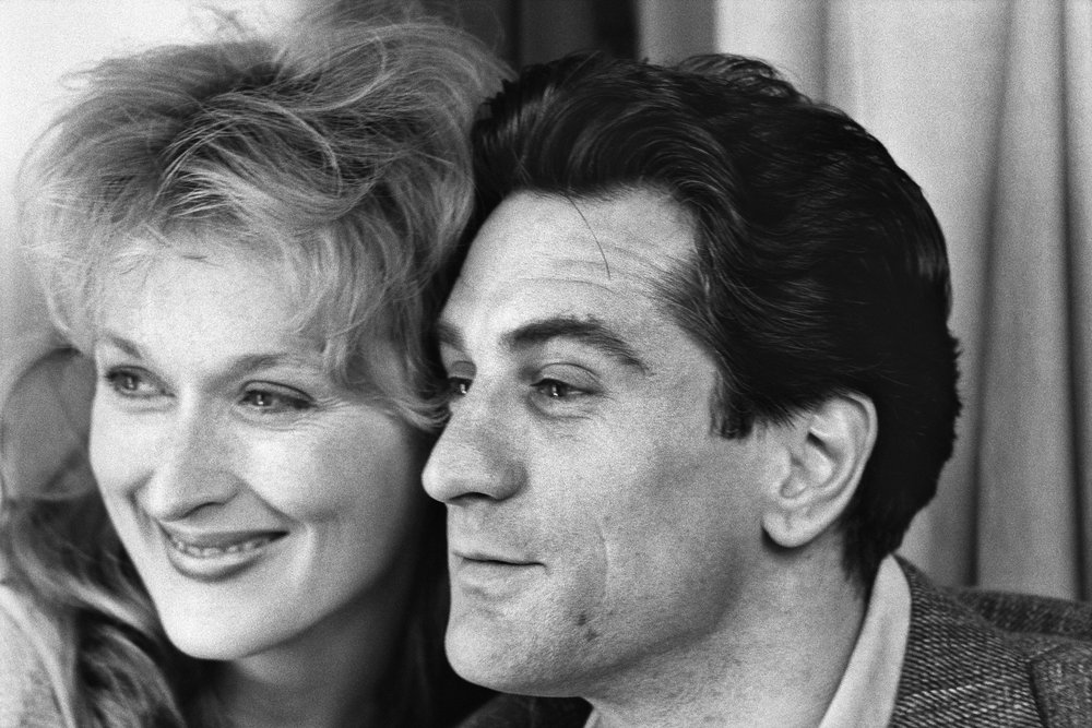 "Meryl Streep and Robert De Niro, ""Falling in Love"", New York, NY, 1984"