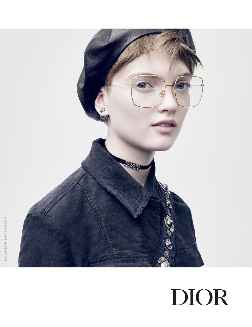 Dior Eyewear Fall/Winter 2017