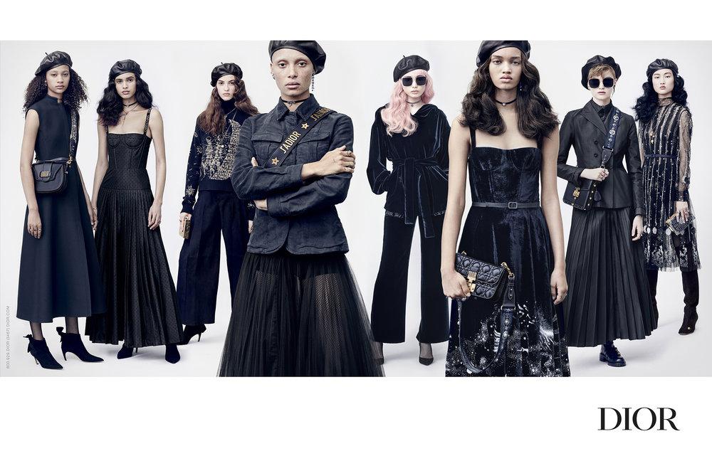 Dior campaign Fall/Winter 2017