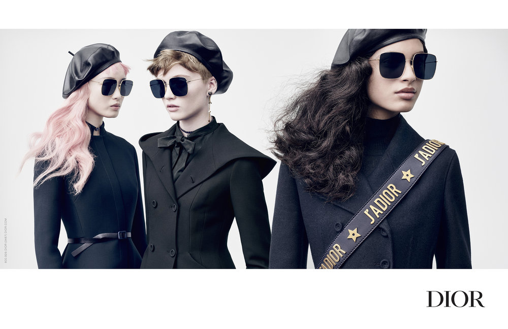 Dior campaign Fall/Winter 2017