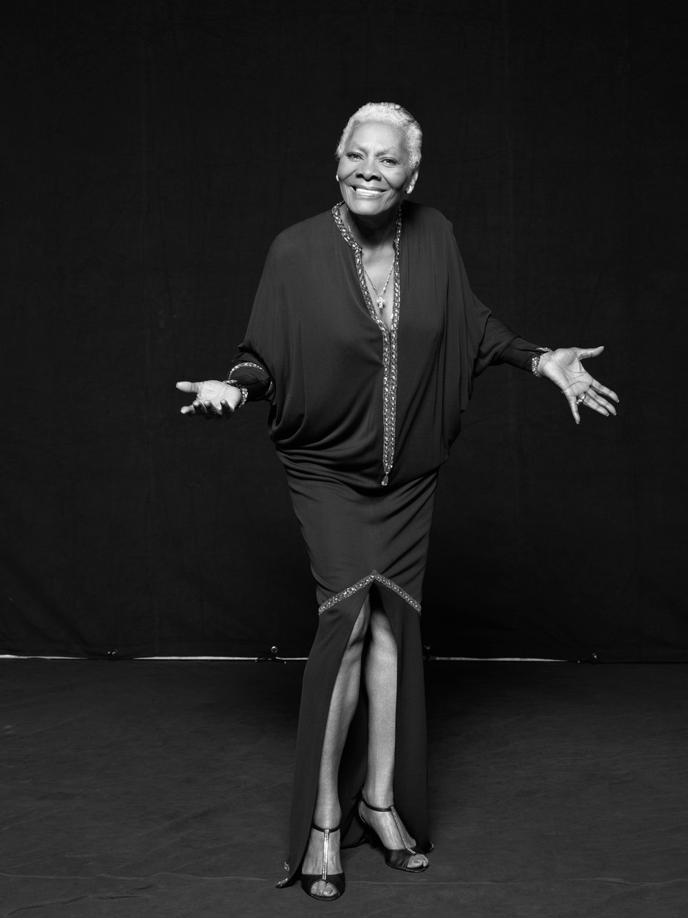 Dionne Warwick, 2017 Harper's Bazaar September Issue