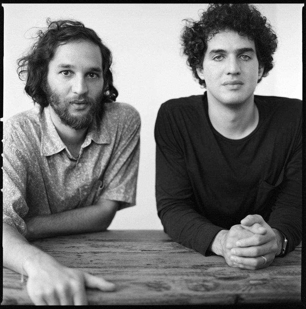 Josh Safdie and Benny Safdie, New York