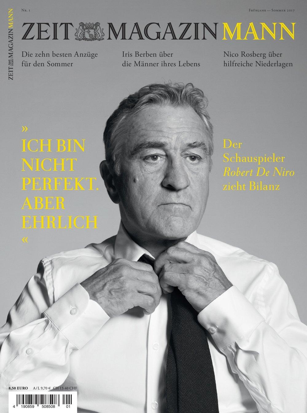 Robert De Niro, New York