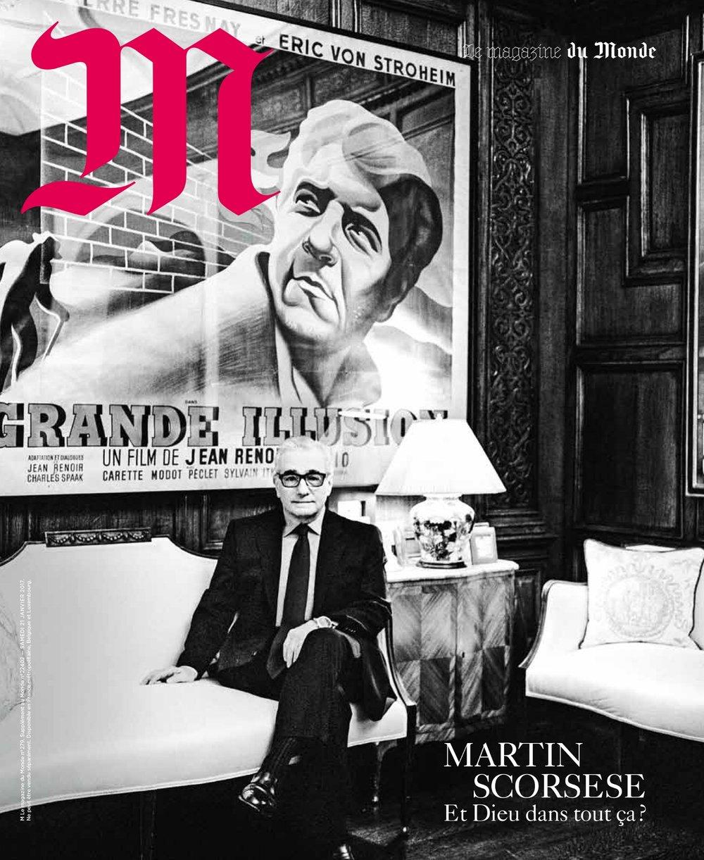 Martin Scorsese, New York