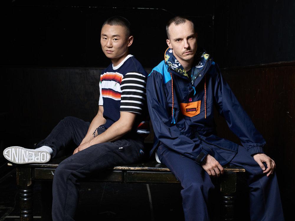 Joseph Whang & Patrik Ervell, Opening Ceremony Pre-Spring '18