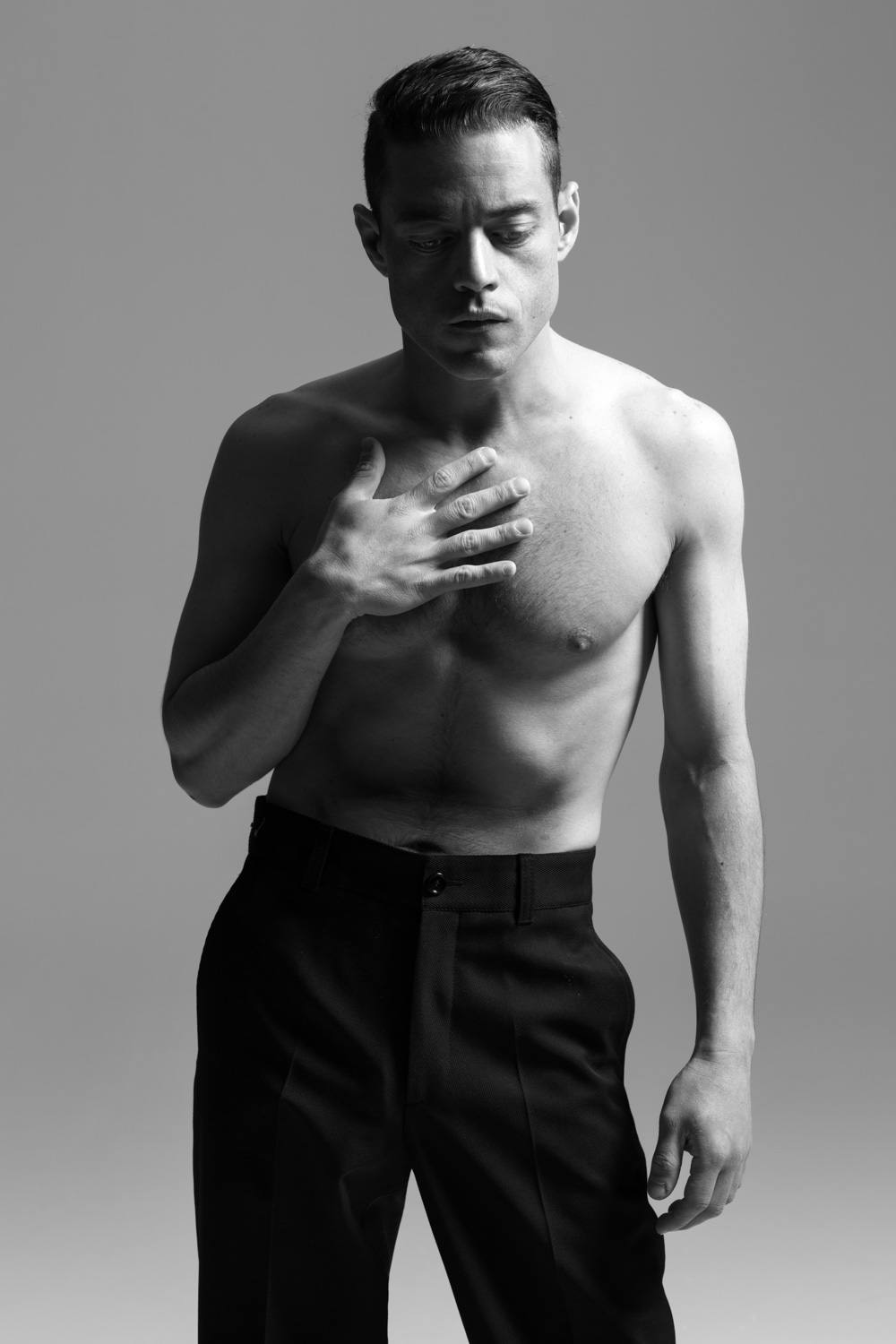 Rami Malek, CR Mens Book, Issue 5