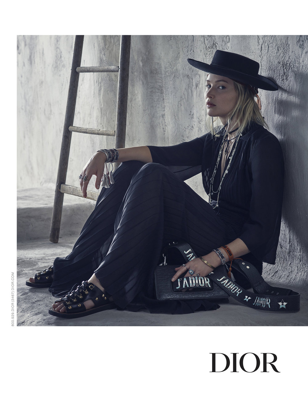 Dior Cruise 2018, Jennifer Lawrence