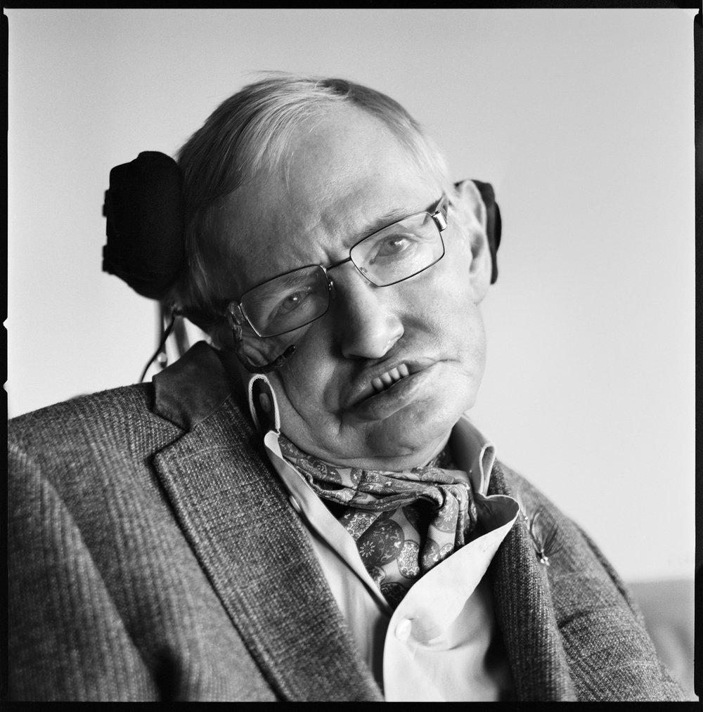 Stephen Hawking, Cambridge Univ.