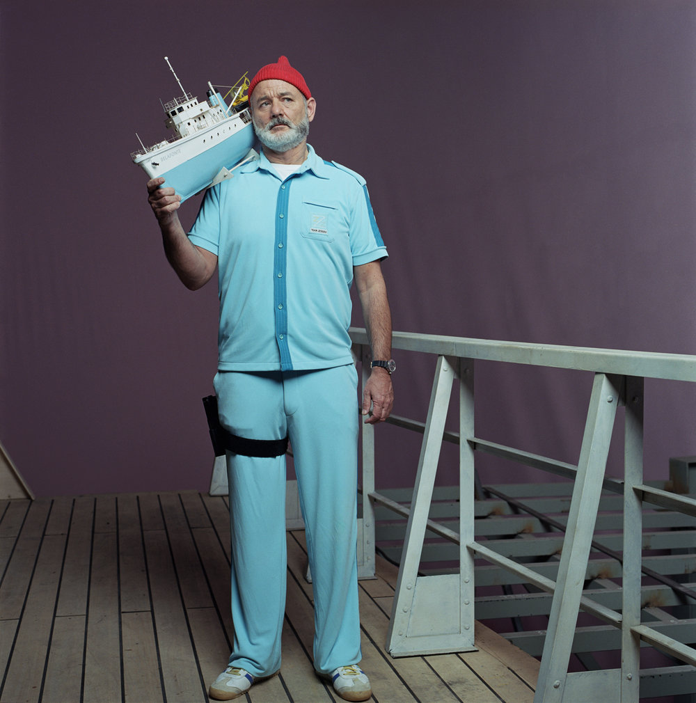 The Life Aquatic with Steve Zissou, 2003