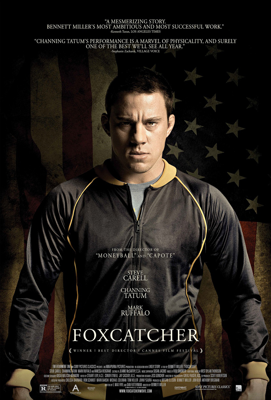 Foxcatcher, 2013