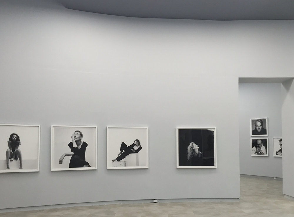 """Brigitte Lacombe Inside Cinema"" at the Shanghai Center of Photography, 2016"