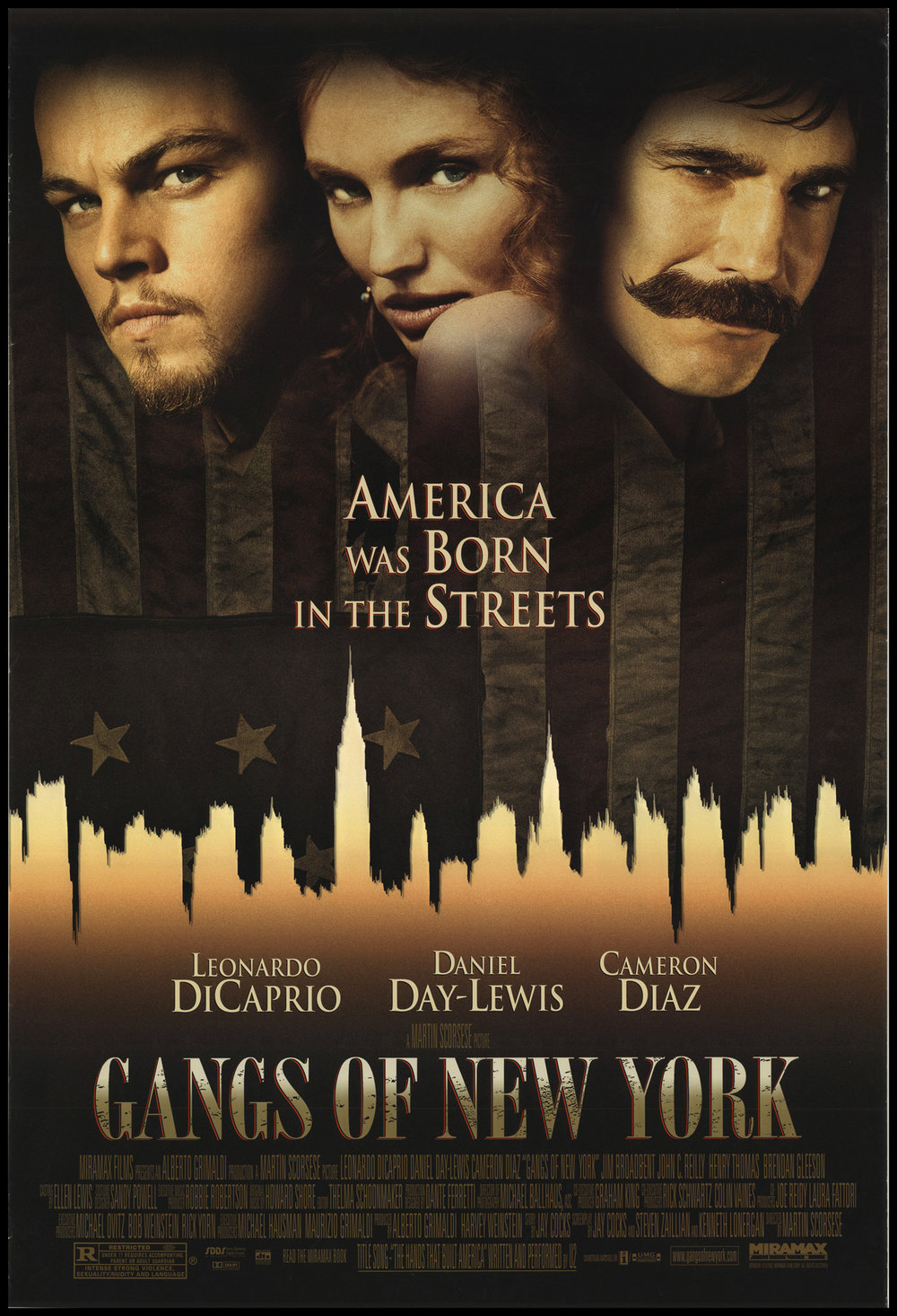 Gangs of New York, 2000