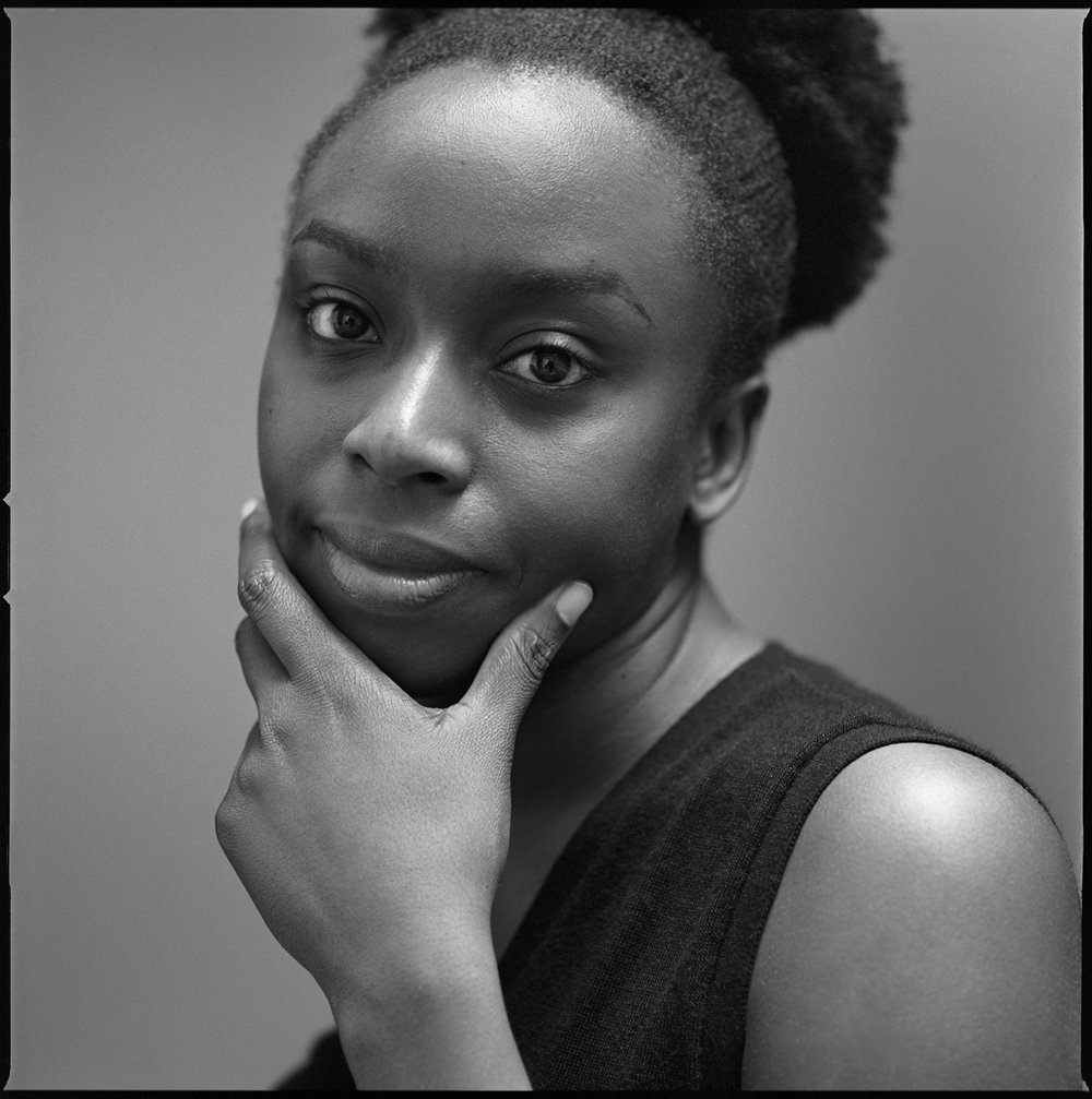 Chimamanda Ngozi Adichie, New York
