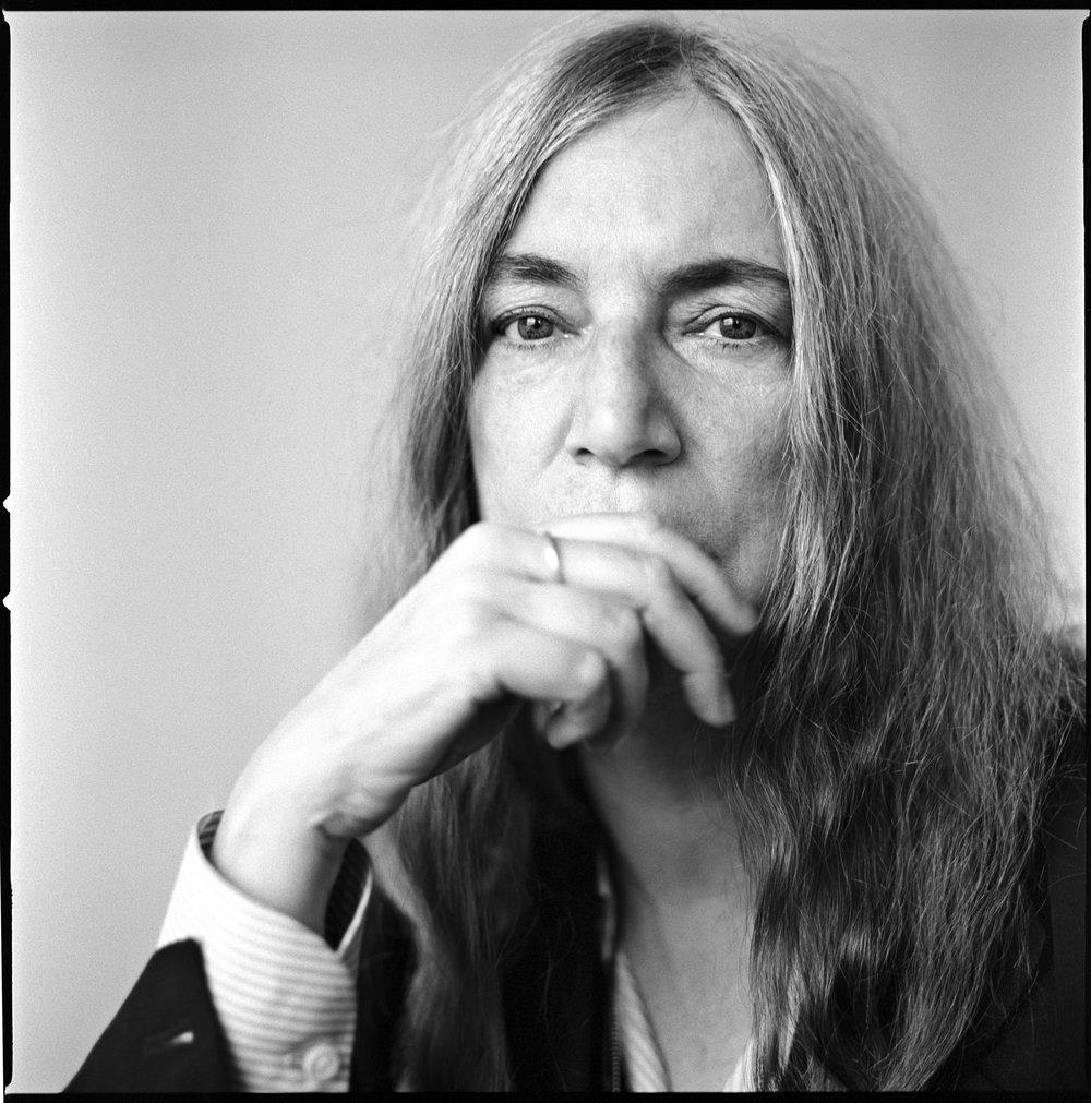 Patti Smith, New York