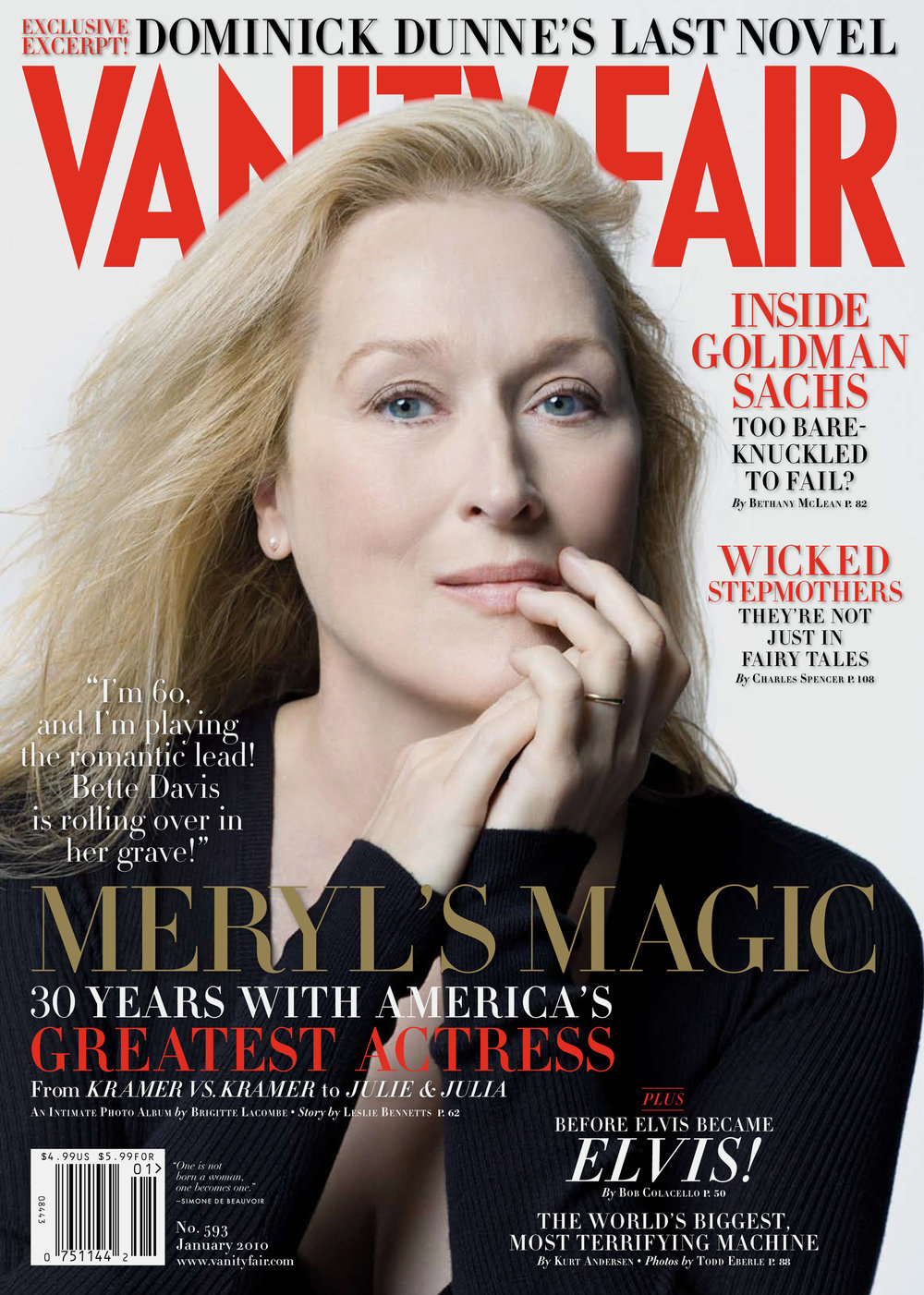 Meryl Streep, New York