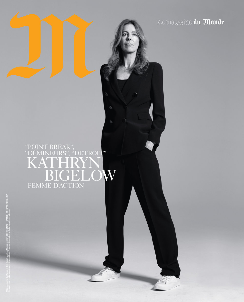 Kathryn Bigelow, New York