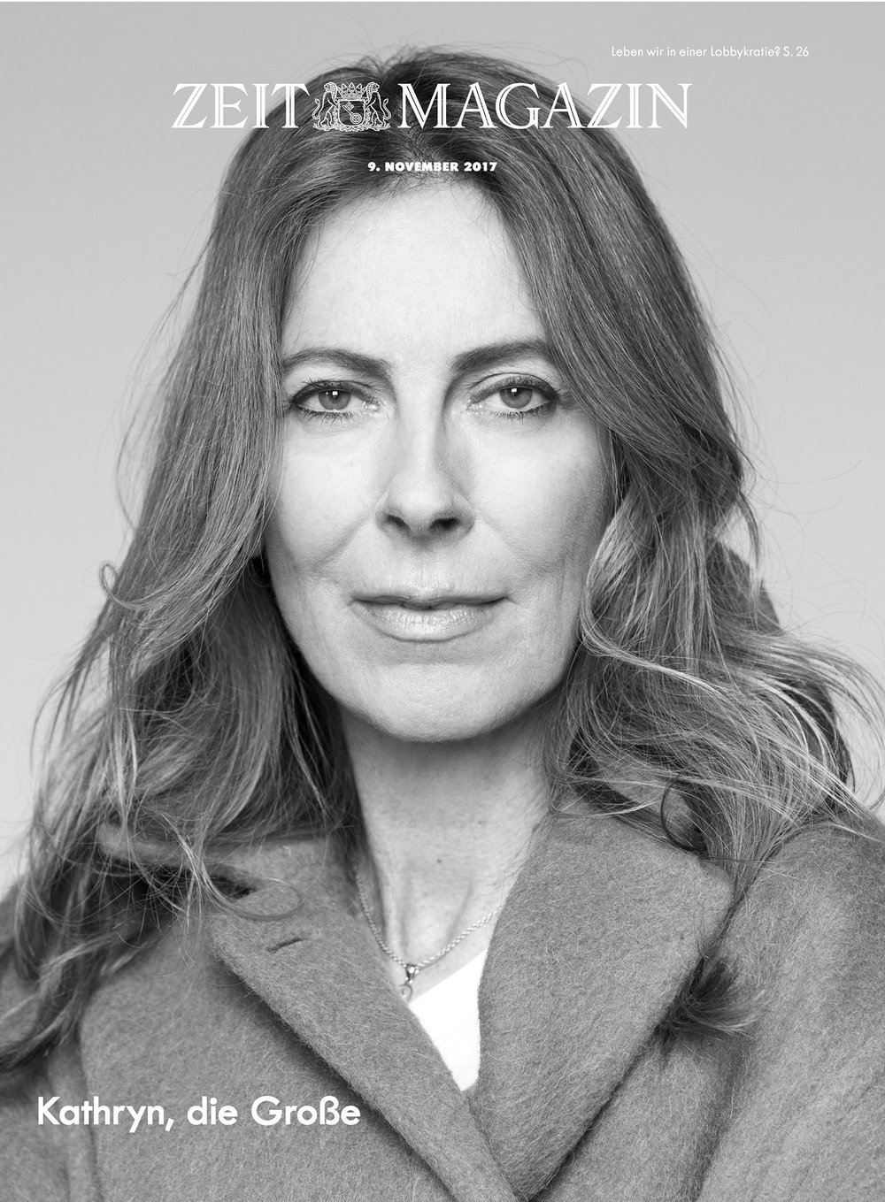 Kathryn Bigelow, ZEIT Magazin