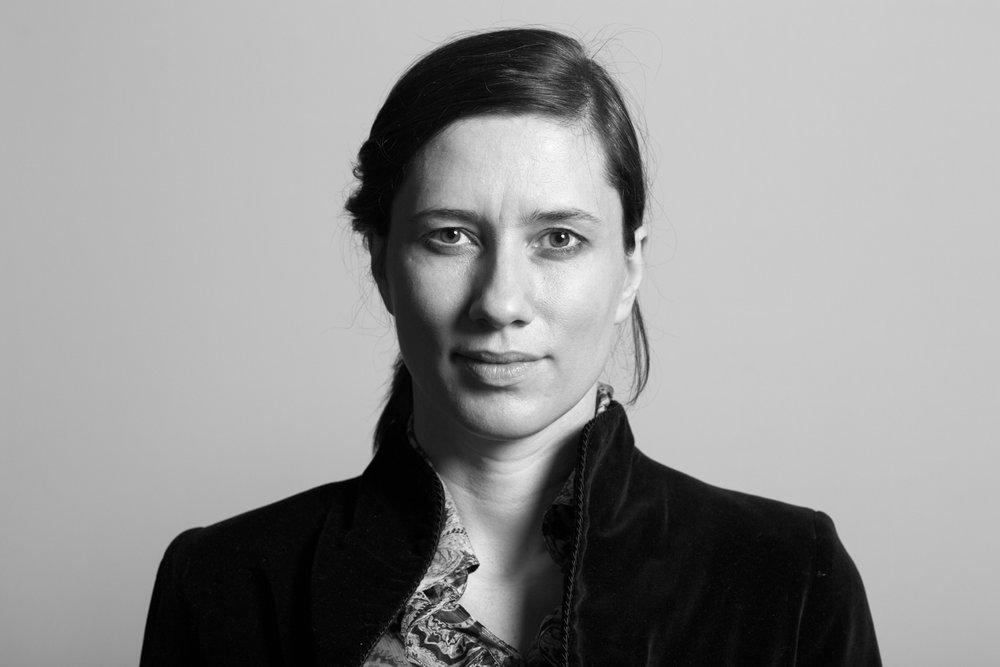Anna Ostoya, artist